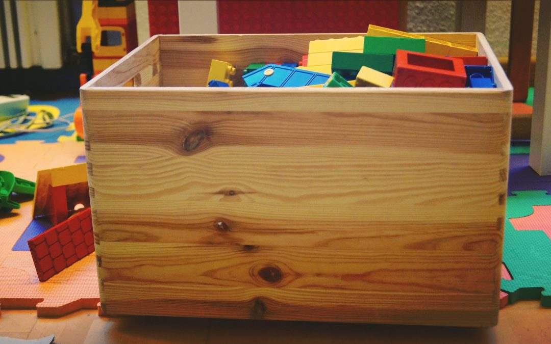Whats in a sensory box