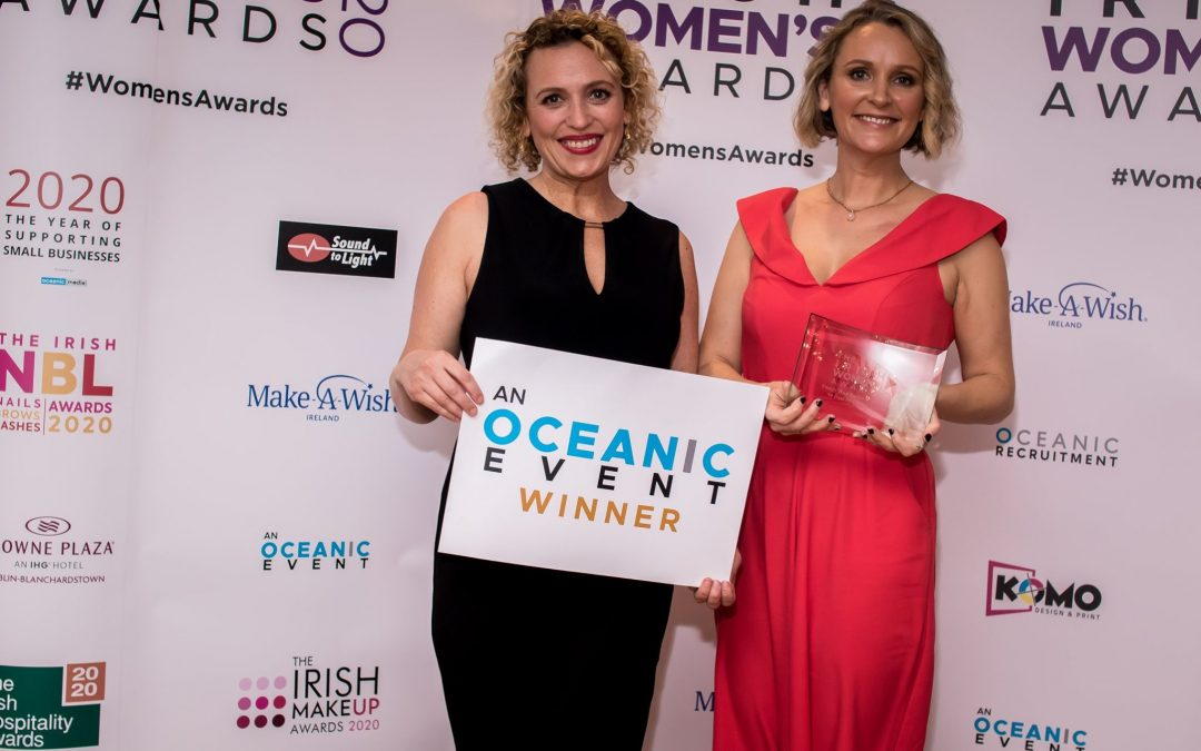 Family Run Business Of The Year Winners at the Irish Women in Business Awards 2020