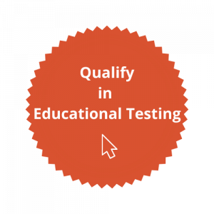 Qualify  in  Educational Testing with Education Elephant
