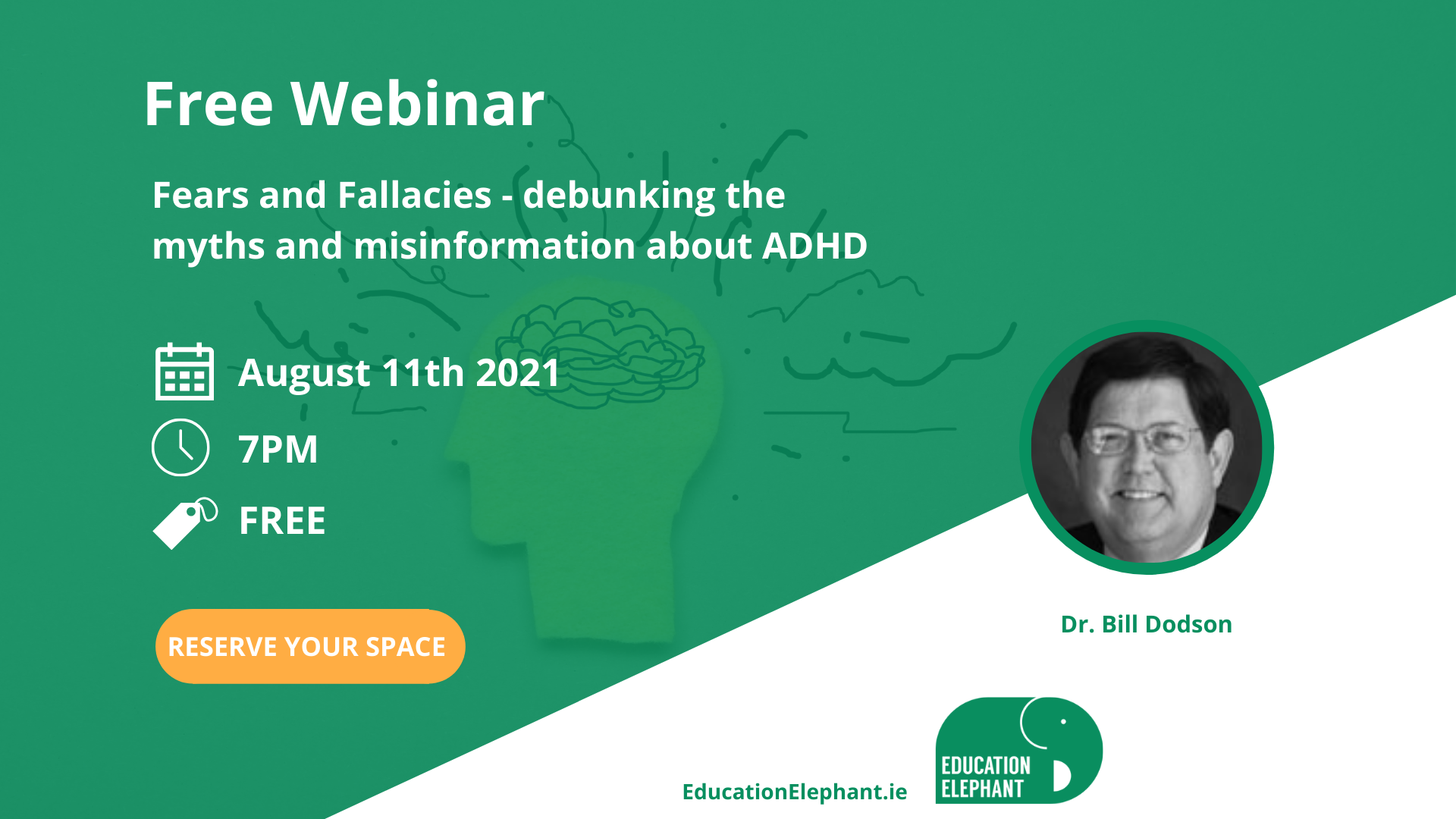 Fears and Fallacies - debunking the myths and misinformation about ADHD